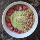Delicious Low FODMAP Green Smoothie Bowl